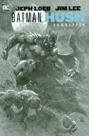 BATMAN HUSH UNWRAPPED DELUXE EDITION HARDCOVER