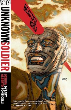 UNKNOWN SOLDIER VOLUME 4 BEAUTIFUL WORLD GRAPHIC NOVEL
