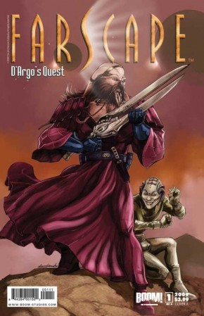 FARSCAPE UNCHARTED TALES VOLUME 3 DARGOS QUEST GRAPHIC NOVEL