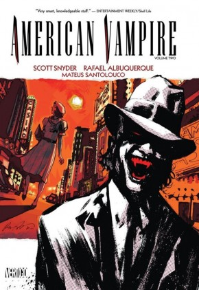 AMERICAN VAMPIRE VOLUME 2 GRAPHIC NOVEL