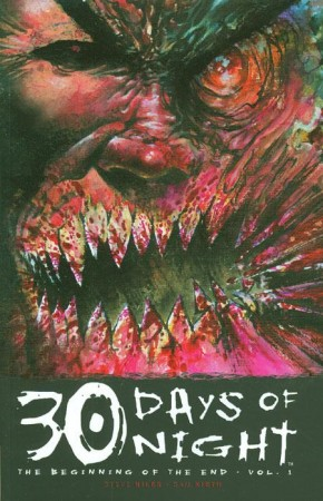 30 DAYS OF NIGHT ONGOING VOLUME 1 THE BEGINNING OF THE END GRAPHIC NOVEL