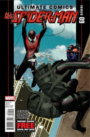 ULTIMATE COMICS SPIDER-MAN #9 (2011 SERIES)