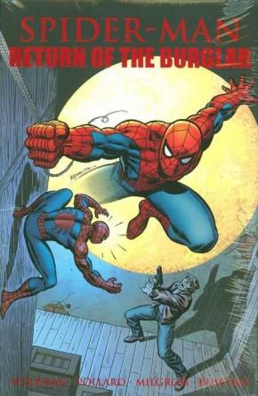 SPIDER-MAN RETURN OF THE BURGLAR HARDCOVER