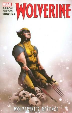 Wolverine, Wolverines Revenge Graphic Novel