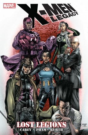 X-MEN LEGACY LOST LEGIONS HARDCOVER