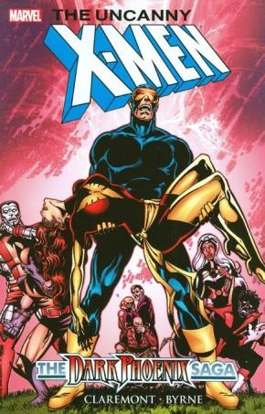 X-MEN THE DARK PHOENIX SAGA GRAPHIC NOVEL