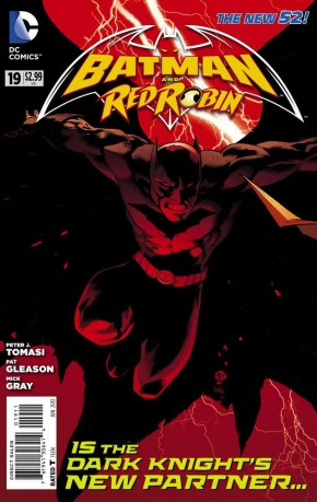 BATMAN AND RED ROBIN #19 (2011 SERIES)