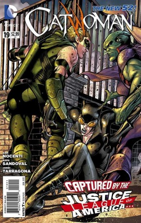 CATWOMAN #19 (2011 SERIES)