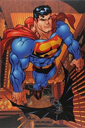 ABSOLUTE SUPERMAN BATMAN VOLUME 1 HARDCOVER