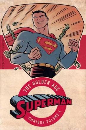 SUPERMAN THE GOLDEN AGE OMNIBUS VOLUME 1 HARDCOVER