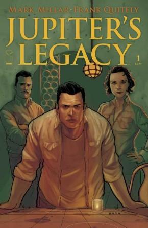 JUPITERS LEGACY #1 COVER D