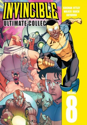 INVINCIBLE VOLUME 8 ULTIMATE COLLECTION HARDCOVER