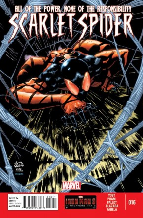 SCARLET SPIDER #16 (2012 SERIES)