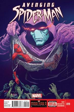 AVENGING SPIDER-MAN #19 (2011 SERIES)