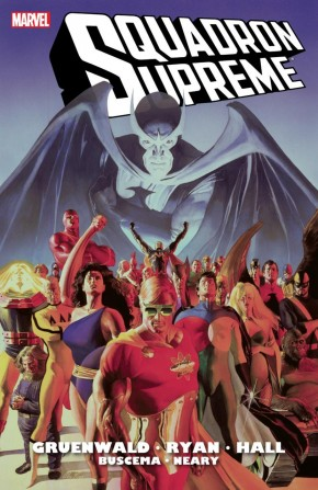 SQUADRON SUPREME GRAPHIC NOVEL