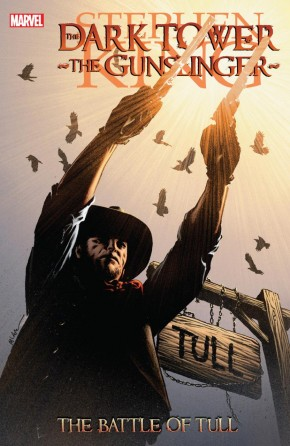 DARK TOWER THE GUNSLINGER THE BATTLE OF TULL GRAPHIC NOVEL
