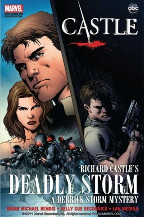CASTLE RICHARD CASTLES DEADLY STORM GRAPHIC NOVEL
