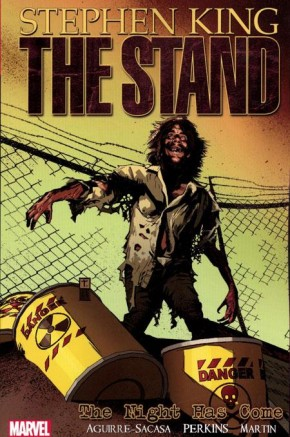 THE STAND VOLUME 6 THE NIGHT HAS COME GRAPHIC NOVEL