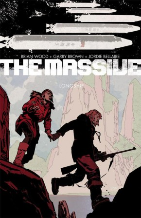 THE MASSIVE VOLUME 3 LONGSHIP GRAPHIC NOVEL