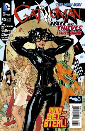 CATWOMAN #30 (2011 SERIES)