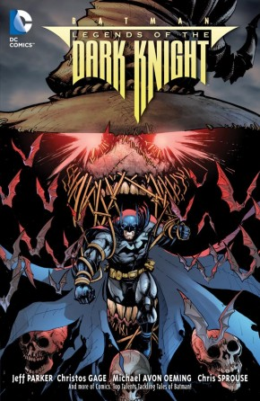 BATMAN LEGENDS OF THE DARK KNIGHT VOLUME 2 GRAPHIC NOVEL