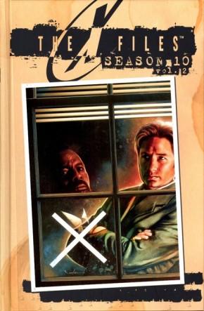 X-FILES SEASON 10 VOLUME 2 HARDCOVER