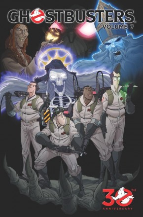 GHOSTBUSTERS VOLUME 7 HAPPY HORROR DAYS GRAPHIC NOVEL