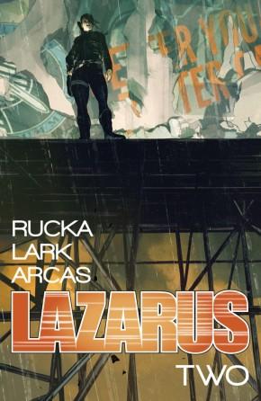 LAZARUS VOLUME 2 LIFT GRAPHIC NOVEL