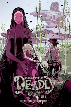 PRETTY DEADLY VOLUME 1 GRAPHIC NOVEL