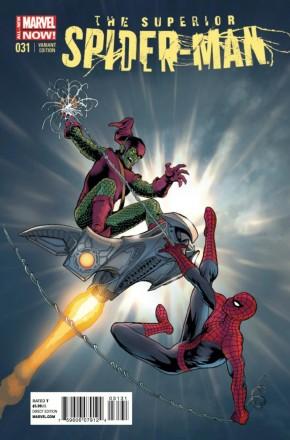 SUPERIOR SPIDER-MAN #31 (2013 SERIES) MAGUIRE VARIANT