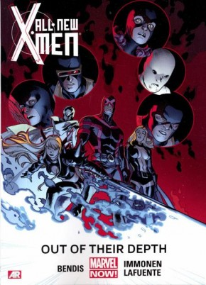ALL NEW X-MEN VOLUME 3 OUT OF THEIR DEPTH GRAPHIC NOVEL