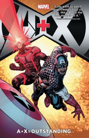 A PLUS X VOLUME 3 EQUALS OUTSTANDING GRAPHIC NOVEL