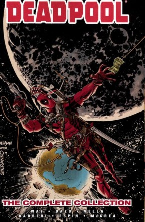 DEADPOOL BY DANIEL WAY COMPLETE COLLECTION VOLUME 3 GRAPHIC NOVEL