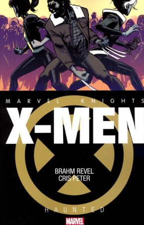 MARVEL KNIGHTS X-MEN HAUNTED GRAPHIC NOVEL