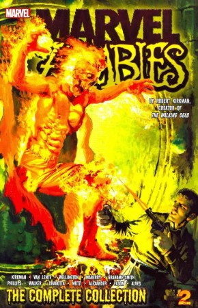 MARVEL ZOMBIES COMPLETE COLLECTION VOLUME 2 GRAPHIC NOVEL