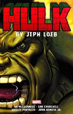 HULK BY JEPH LOEB COMPLETE COLLECTION VOLUME 2 GRAPHIC NOVEL