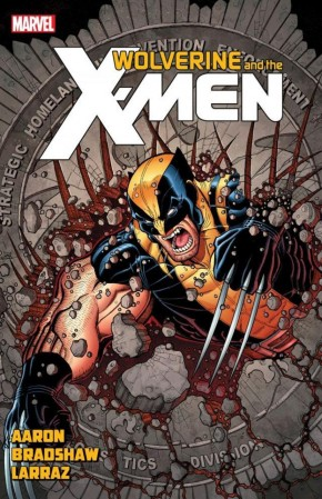 WOLVERINE AND THE X-MEN BY JASON AARON VOLUME 8 GRAPHIC NOVEL