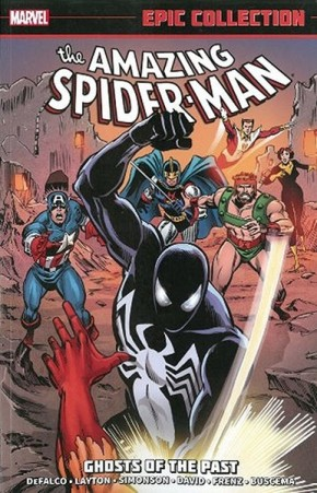 AMAZING SPIDER-MAN EPIC COLLECTION GHOSTS OF THE PAST GRAPHIC NOVEL
