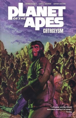 PLANET OF THE APES CATACLYSM VOLUME 3 GRAPHIC NOVEL