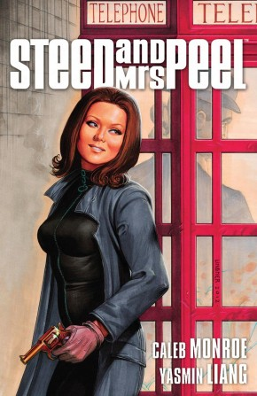 STEED AND MRS PEEL VOLUME 3 THE RETURN OF THE MONSTER GRAPHIC NOVEL