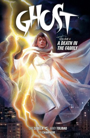GHOST VOLUME 4 A DEATH IN THE FAMILY GRAPHIC NOVEL