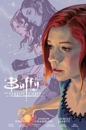 BUFFY THE VAMPIRE SLAYER SEASON 9 VOLUME 2 LIBRARY EDITION HARDCOVER