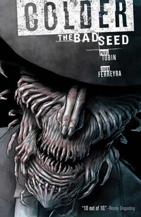COLDER VOLUME 2 THE BAD SEED GRAPHIC NOVEL