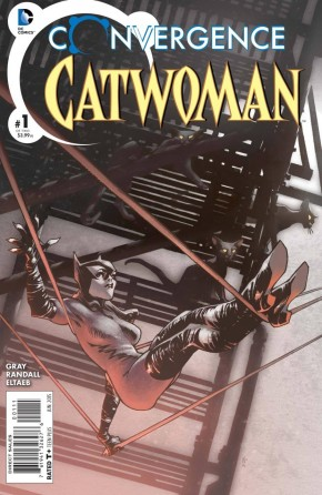 CONVERGENCE CATWOMAN #1