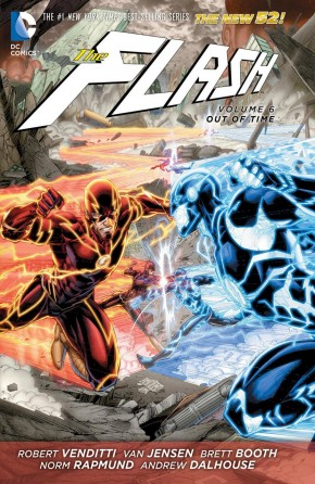 FLASH VOLUME 6 OUT OF TIME HARDCOVER