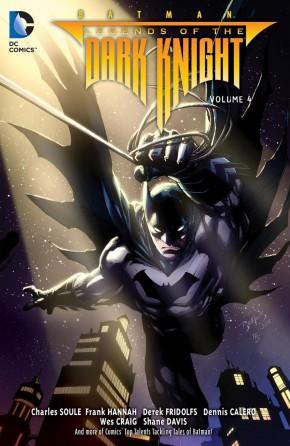 BATMAN LEGENDS OF THE DARK KNIGHT VOLUME 4 GRAPHIC NOVEL