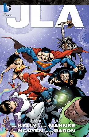 JLA VOLUME 7 GRAPHIC NOVEL