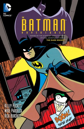 BATMAN ADVENTURES VOLUME 2 GRAPHIC NOVEL