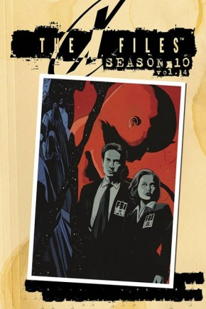 X-FILES SEASON 10 VOLUME 4 HARDCOVER