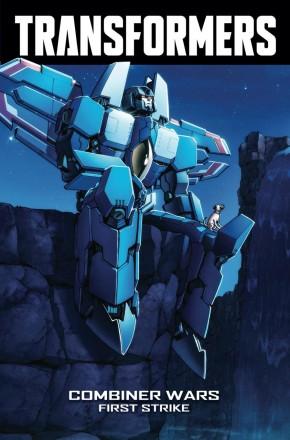 TRANSFORMERS ROBOTS IN DISGUISE VOLUME 7 COMBINER WARS GRAPHIC NOVEL